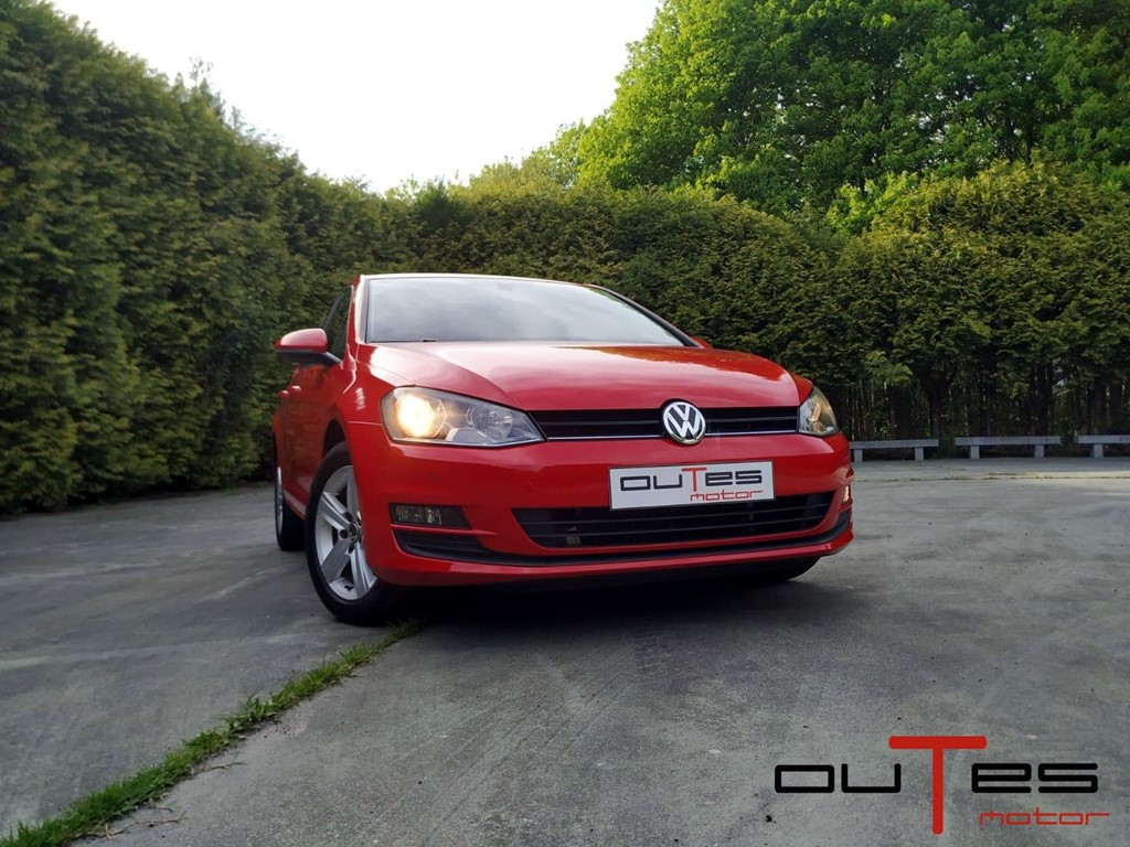 Foto 1 VW GOLF ADVANCE 2.0 TDI 150CV BMT