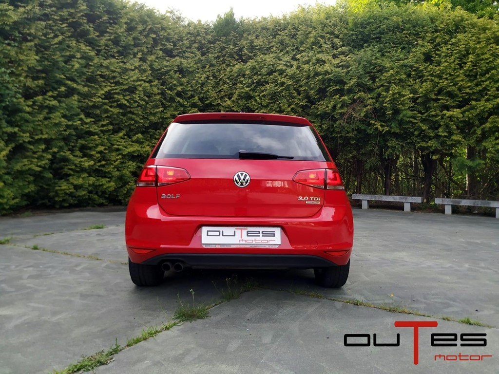 Foto 6 VW GOLF ADVANCE 2.0 TDI 150CV BMT