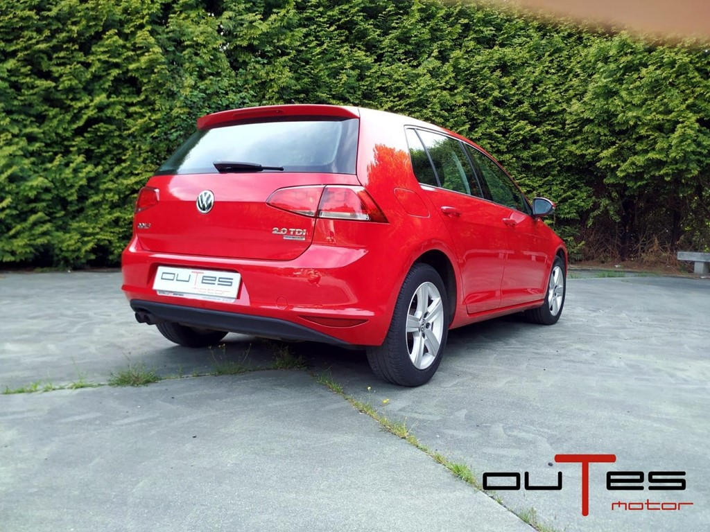 Foto 7 VW GOLF ADVANCE 2.0 TDI 150CV BMT