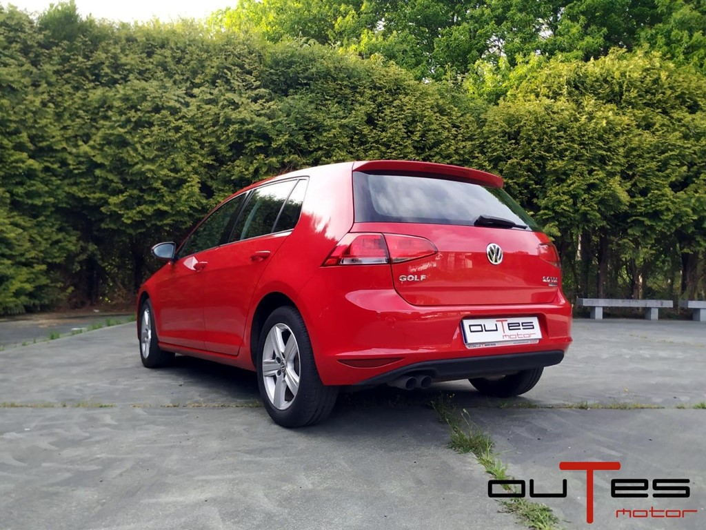 Foto 8 VW GOLF ADVANCE 2.0 TDI 150CV BMT