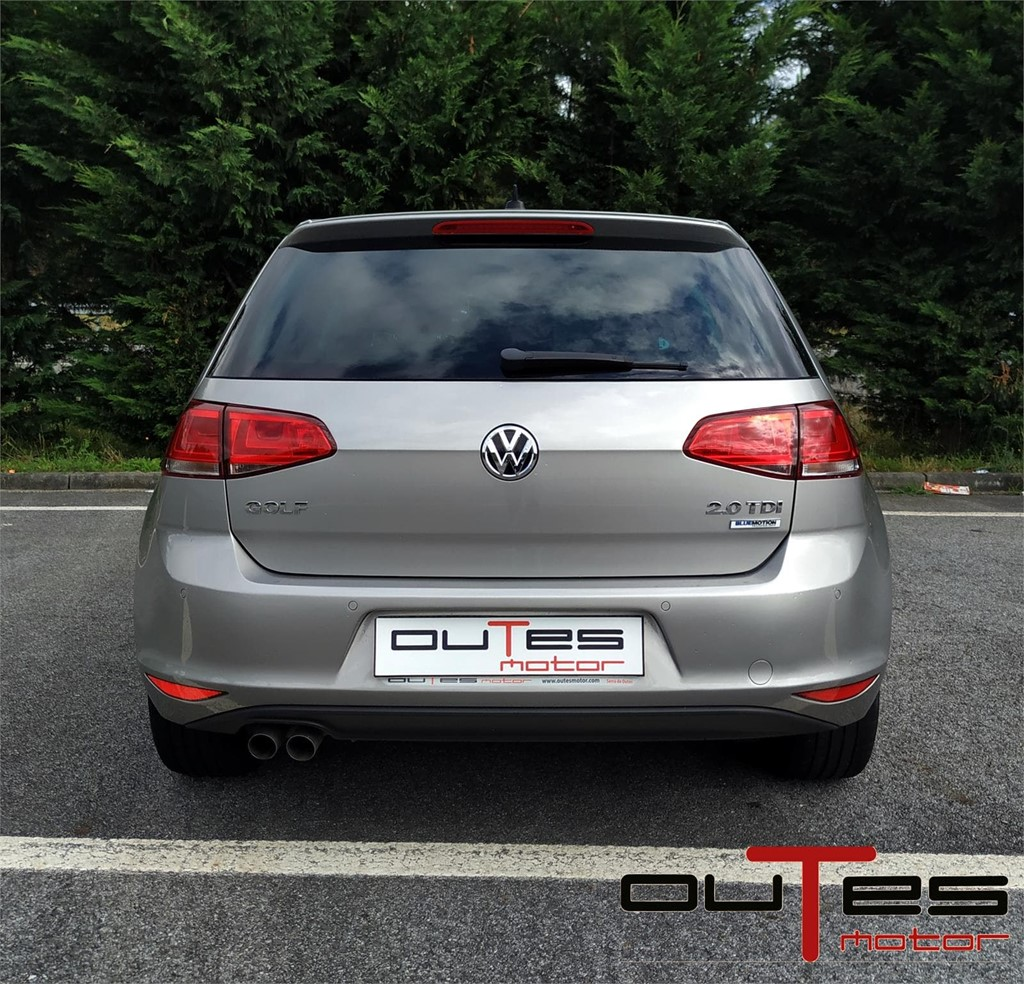 Foto 3 VW GOLF ADVANCE 2.0TDI 150CV