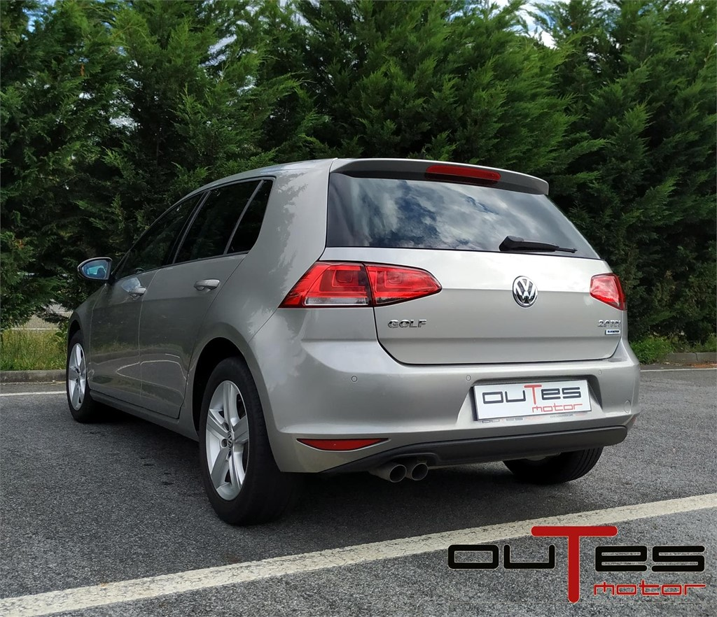 Foto 5 VW GOLF ADVANCE 2.0TDI 150CV